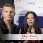 Interview for Art in Fusion TV